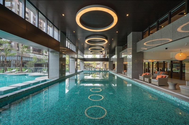 五十甲皇翔park-公設泳池